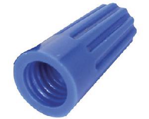 Surtek -  18 x 16 azul Surtek/Capuchón para cable Cal/Fabricados en nylon/Marca Surtek/Precio por bolsa