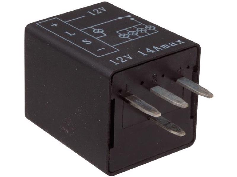 Destellador luces IMPORTADO - Chevrolet Suburban 8 cil - 6.0L 1999-2003 - Intensidad 84 Watts, Terminales 4 Terminales, Voltaje 12 Voltios