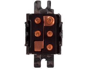 Interruptor elevador seguros OVERSTOCK - Pontiac Parisienne 8 cil - 5.0L 1983-1986 - Cant Teclas 1 Teclas, Terminales 5 Terminales, Voltaje 12 Voltios