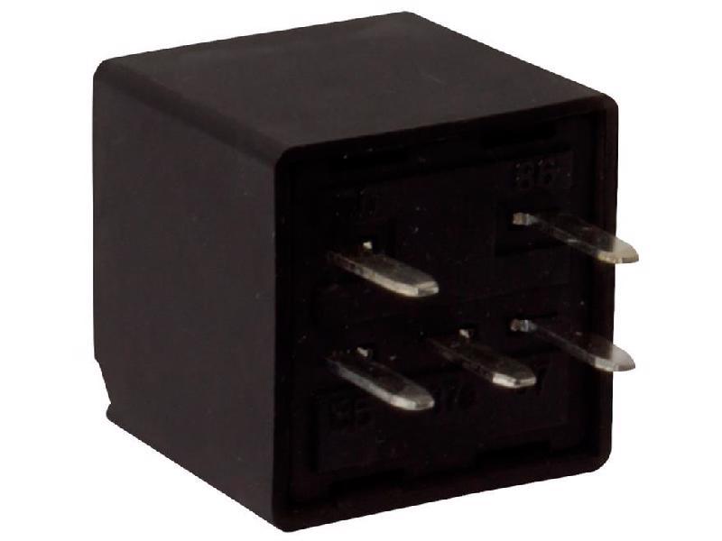 Relevador universal WEISCHLER - Chevrolet Suburban 8 cil - 8.1L 2004-2005 - Amperaje 20A - 30 Amperes, Terminales 5 Terminales, Voltaje 12 Voltios