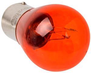 Foco incandescente STAR - Bmw X5 8 cil - 4.8L 2005-2009 - Juego 1 Piezas, Terminales 2 Polos, Voltaje 12 Voltios, Soquet 1034 / 1157 , Patas Disparejas , Color Ambar