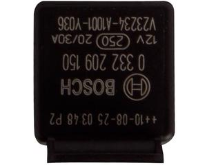 Relevador universal BOSCH - Dodge Ram 10 cil - 8.3L 2004-2006 - Amperaje 20A - 30 Amperes, Terminales 5 Terminales, Voltaje 12 Voltios