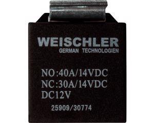 Relevador universal WEISCHLER - Cadillac Eldorado 8 cil - 4.1L 1982-1982 - Amperaje 30A - 40 Amperes, Terminales 5 Terminales, Voltaje 12 Voltios