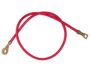 Cable armado ACOSA - Longitud 110 Centimetros, Calibre # 6 , Color Rojo