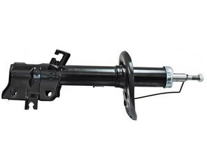 Amortiguador de suspensión TYC - NISSAN Murano 2009-2014 - Funcionamiento De gas, Lado Izquierdo (Piloto), Posición Delantero