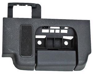 Manija de apertura de puerta  - FORD F150 2009-2014 - Cabina Extended Cab, Color Negro, Lado Izquierdo (Piloto), Posición Trasero, interior