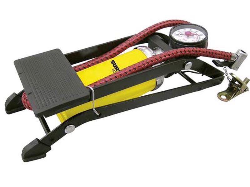 Bomba de aire de pie o pedal 1 pistón