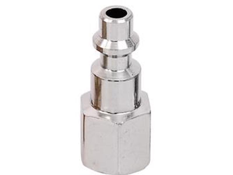108121 Conector de conexión rápida hembra 1/4in NPT Surtek. -Conector de conexión rápida hembra 1/4in NPT Surtek-Diseño industrial-Ideal para todo tipo de herramientas a base de aire-Marca Surtek